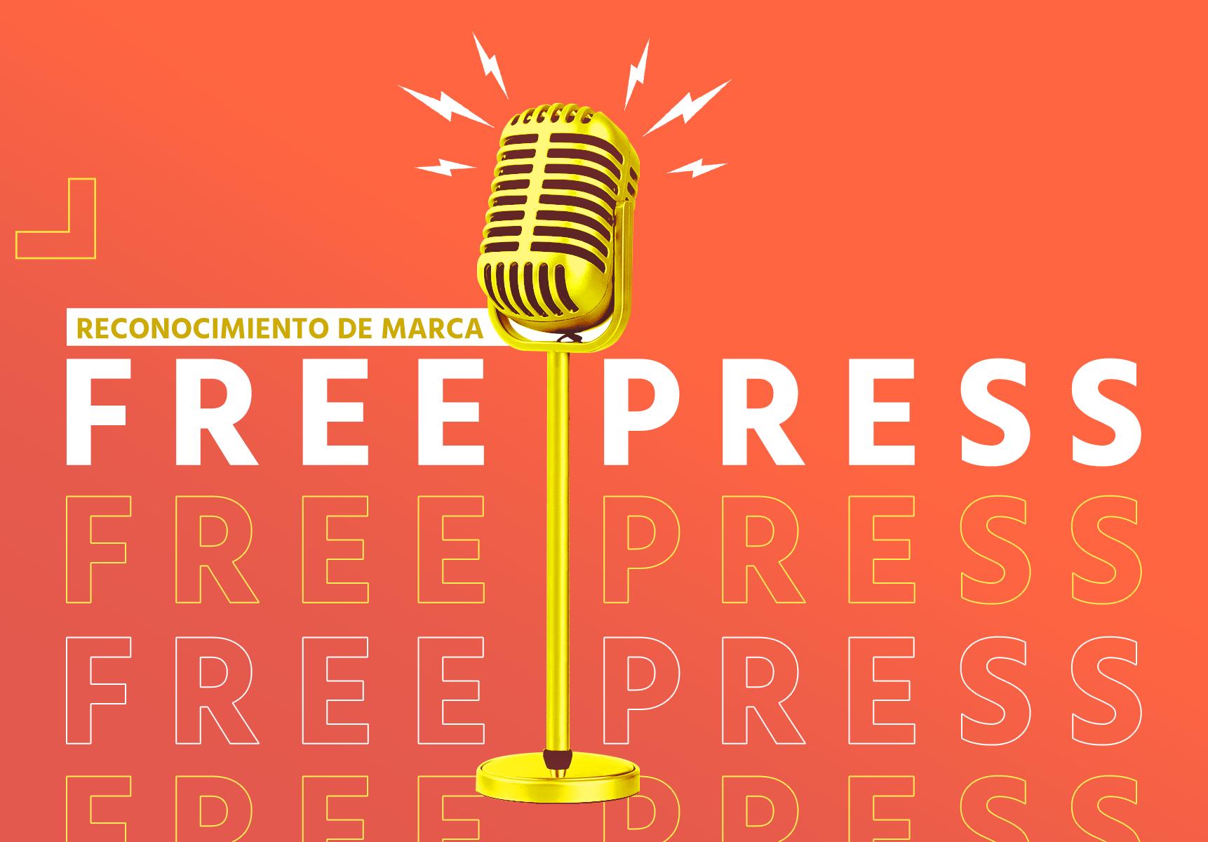5 formas de generar free press