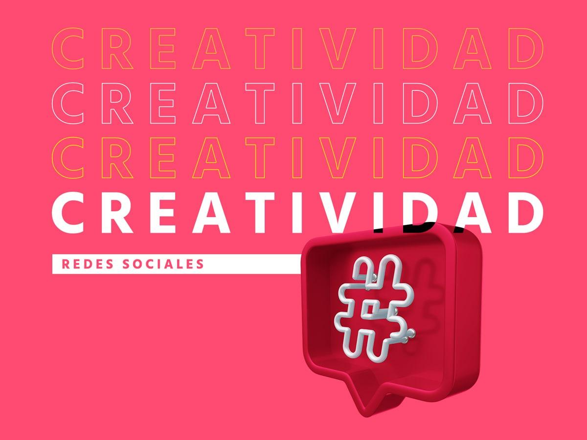 creatividad gestion redes sociales