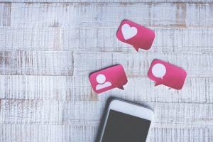 redes sociales y creatividad