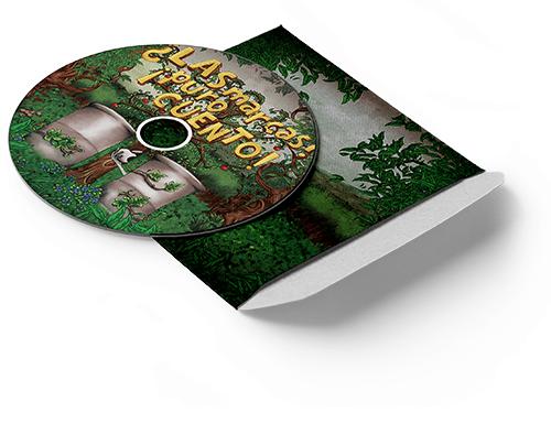 librocd Libro las marcas puro cuento