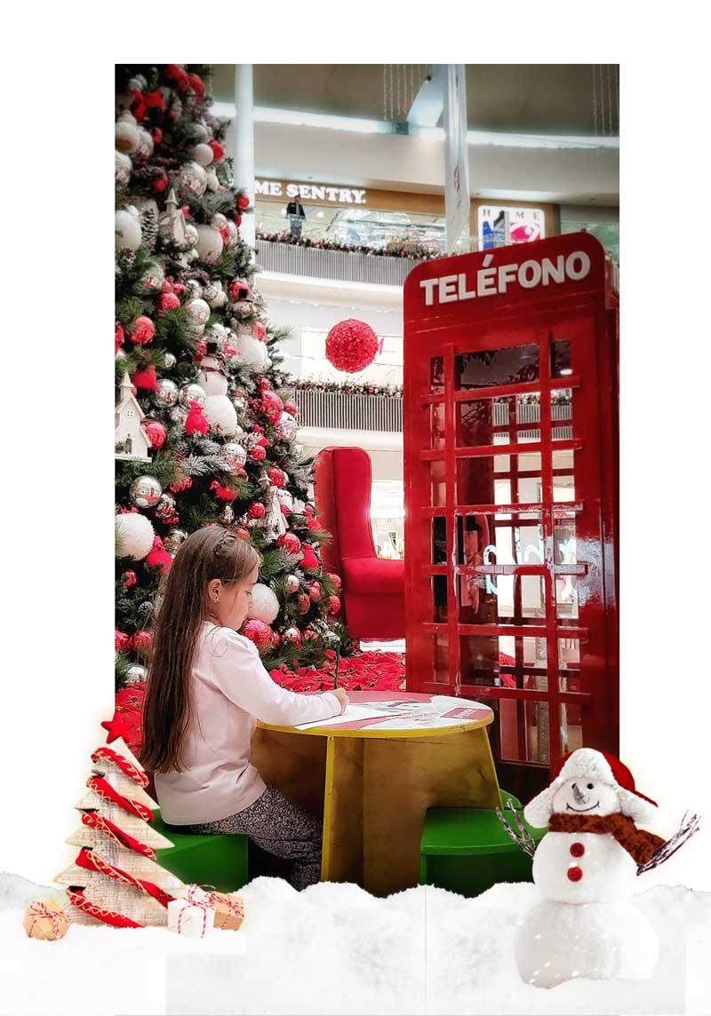 Cabina de Santa