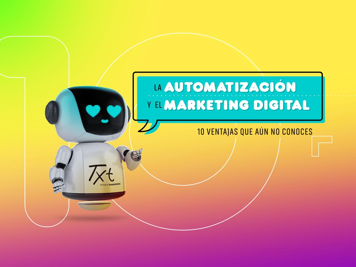 ENTRADA DE BLOG JUNI0 automatizacion marketing digital La automatización en el Marketing Digital: 10 puntos claves que debes conocer.